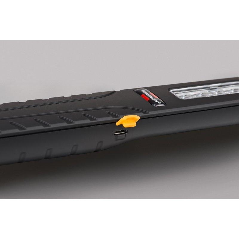Linterna de trabajo LED, con batería recargable HL 0400 A (400+80 lm) Brennenstuhl
