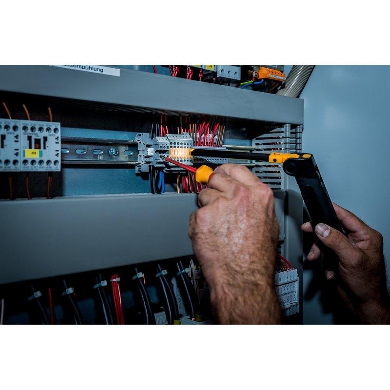 Linterna de inspección LED con batería recargable SANSA 400 A (400+70 lm) Brennenstuhl