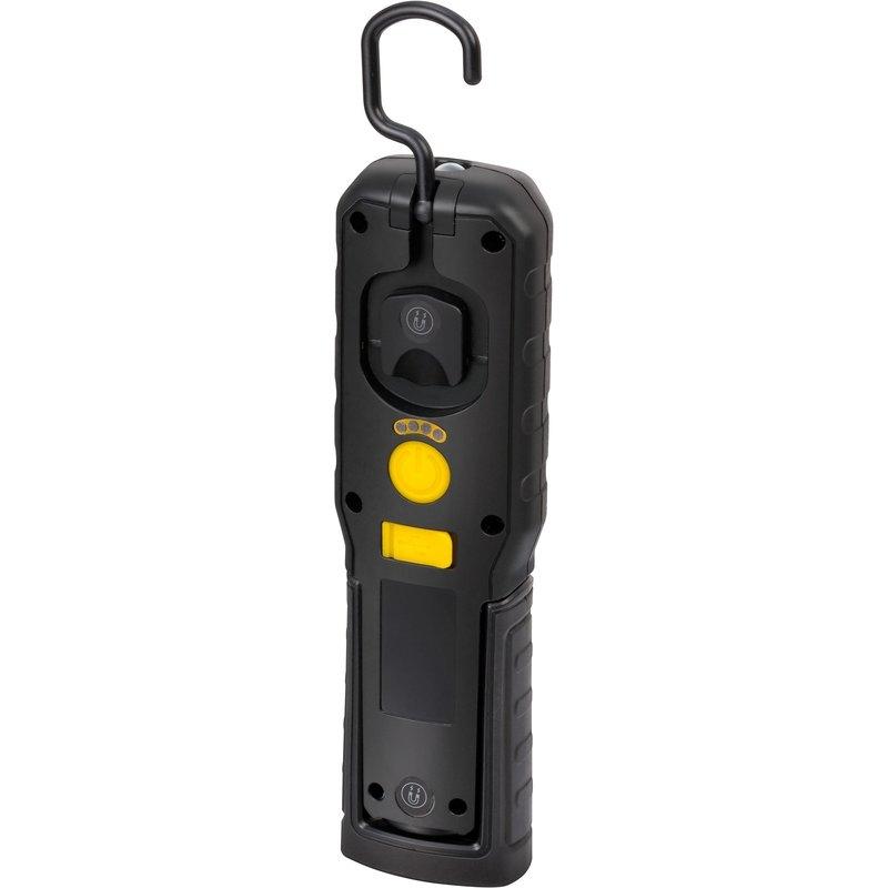 Linterna de trabajo LED con batería recargable HL 700 A (700+100 lm) Brennenstuhl