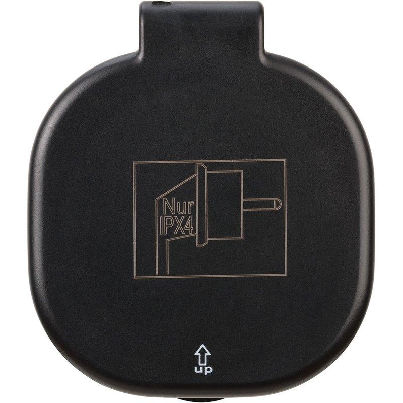 Enchufe inteligente brennenstuhl® Connect WiFi WA 3000 XS02 negro IP44 Brennenstuhl