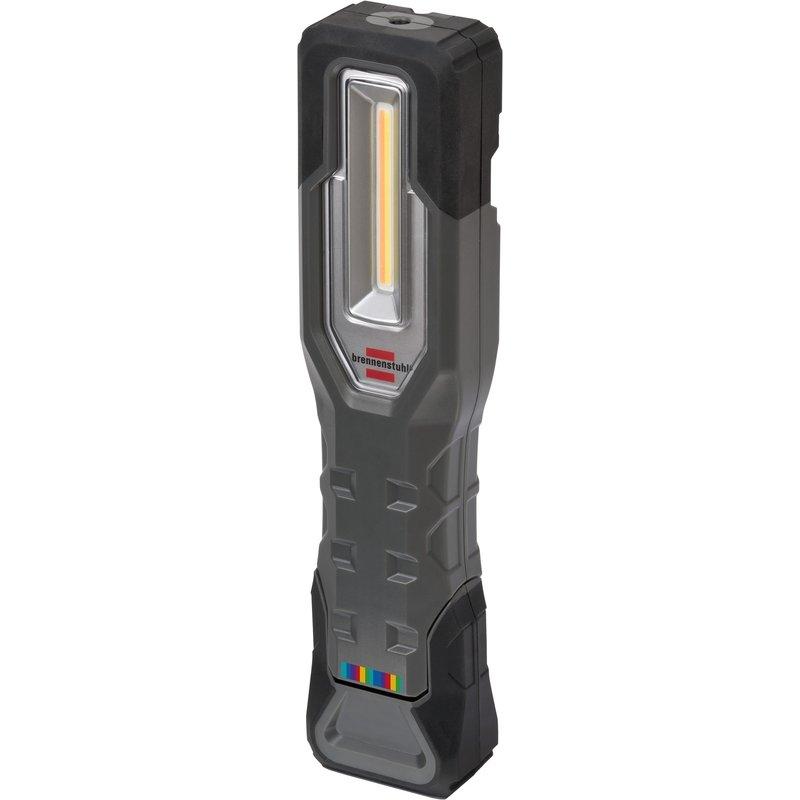 Linterna de trabajo LED con batería recargable HL 700 AT (700+170 lm) Brennenstuhl