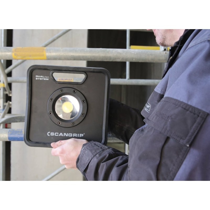 Foco de trabajo recargable Nova 3K C+R Scangrip Lighting