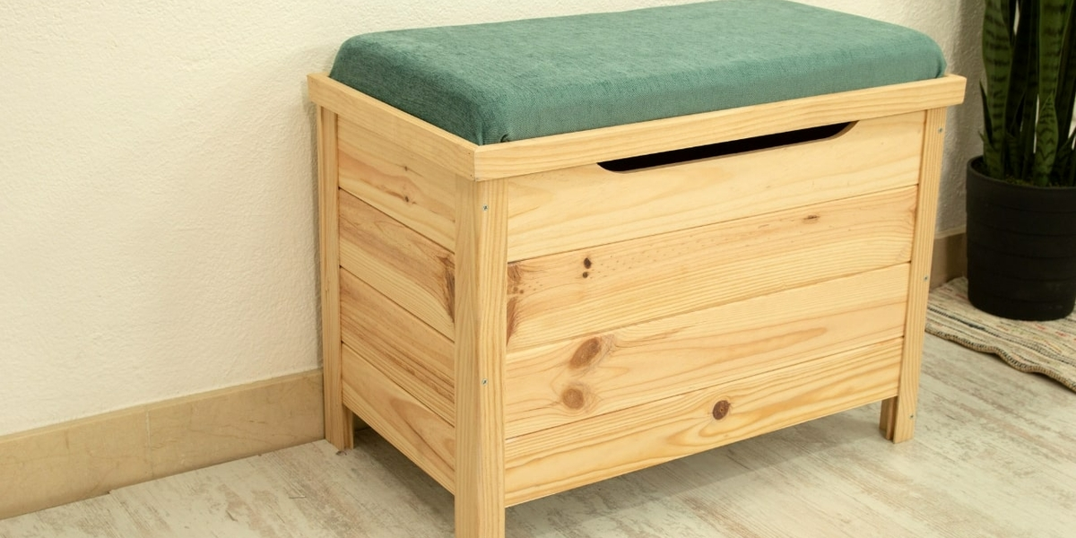 C mo decorar un ba l de madera tutorial cadena 88 - Como decorar un baul de madera ...