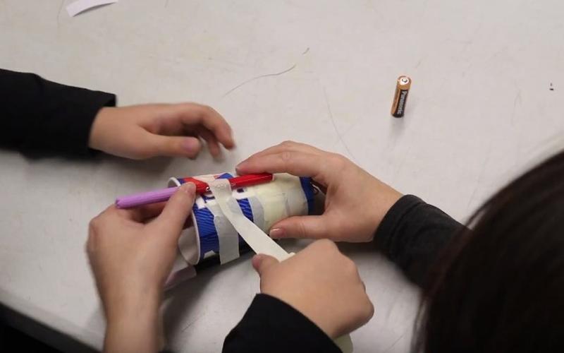 Cómo construir un robot 3