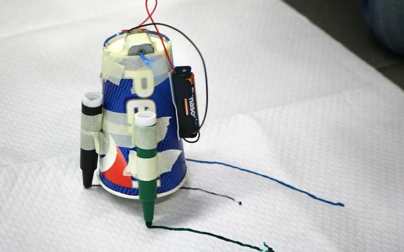 Cómo construir un robot 5