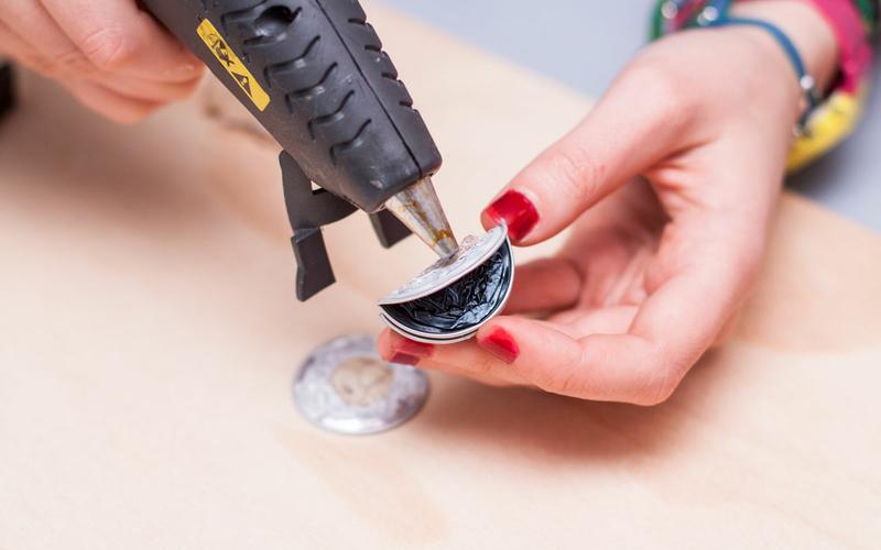 Consejos para trabajar con pistola de silicona caliente