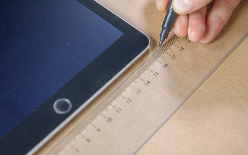soporte para tablet DIY