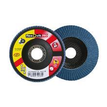 Disco abrasivo de láminas FLEXOVIT 115 mm