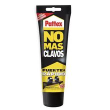 Pattex No Más Clavos Adhesivo de montaje color blanco en formato tubo de 250gr