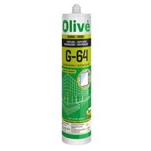 Silicona G-64 OLIVÉ
