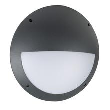 Aplique exterior LED DUOLEC Venus 12W 850 Lm negro