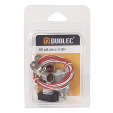 Blister kit eléctrico DUOLEC manualidades
