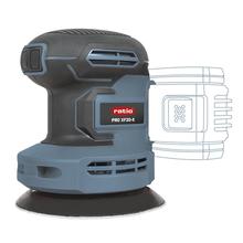 Lijadora excentrica batería Share System RATIO XF20-E