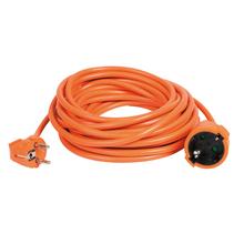 Prolongador eléctrico DUOLEC naranja schuko