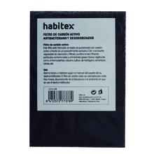 Recambio filtro deshumidificador HABITEX H-1200